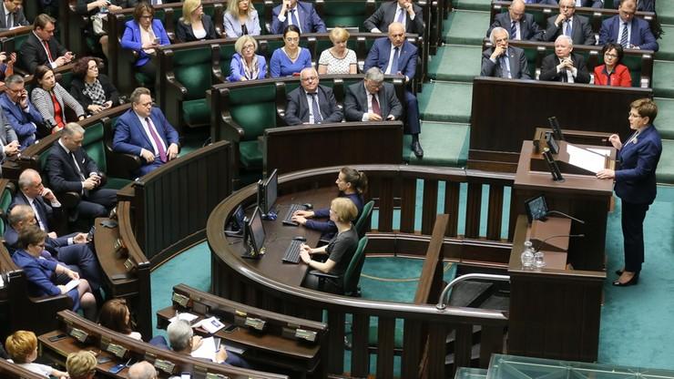 PiS podsumowało rządy PO-PSL. Oto jak przebiegała debata