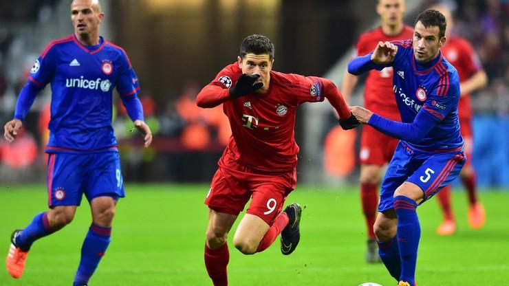 Bundesliga: Bayern wciąż niepokonany choć Lewandowski bez błysku