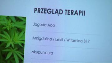 Ciecierzyca w nodze i wit. C dożylnie. Polska Liga Walki z Rakiem obala medyczne mity