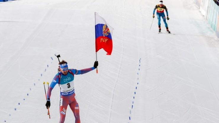 PŚ w biathlonie: Wygrana Szypulina w Oslo, Fourcade drugi