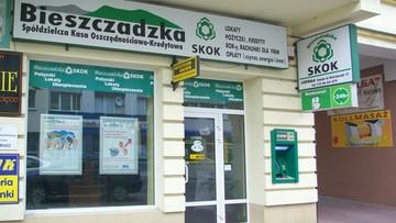 22-06-2017 14:45 KNF umorzyła postępowanie w sprawie przejęcia Bieszczadzkiej SKOK przez inną kasę