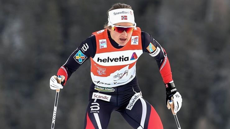 Tour de Ski: Oestberg wygrała bieg na dochodzenie