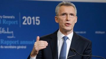 28-01-2016 17:00 Szef NATO: wzmocnienie wschodniej flanki to nie powrót do zimnej wojny