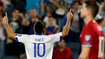 2016-10-09 El. MŚ 2018: Drugie zwycięstwo piłkarzy Izraela