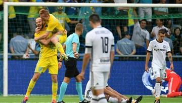 26-07-2017 20:19 Legia poległa w Kazachstanie. Liga Mistrzów ucieka