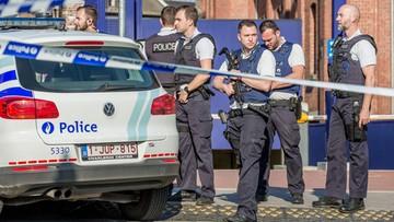 06-08-2016 21:48 Belgia: napastnik zaatakował maczetą dwie policjantki
