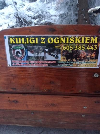 """""""Bezpieczna Zima z GOPR"""" w Szklarskiej Porębie."""