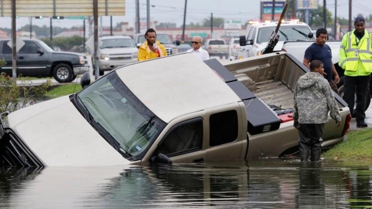 Straty po huraganie Harvey mniejsze niż po Katrinie czy Sandy
