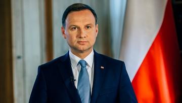 Prezydent skierował do Sejmu dwa projekty ustaw