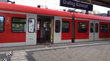 12-05-2016 09:47 Zabił na dworcu pod Monachium. Trafił do zakładu psychiatrycznego
