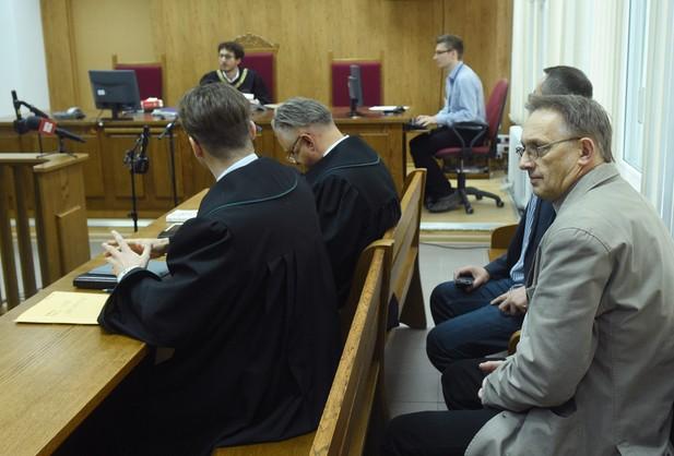 Proces dziennikarzy zatrzymanych w PKW - zeznają świadkowie
