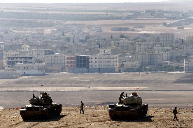 Syria: Zacięte walki. Kobane wciąż pod kontrolą Kurdów