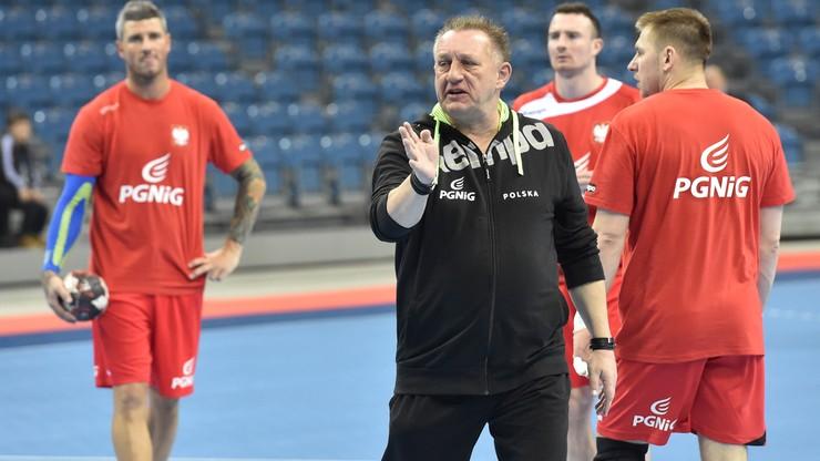 Mariusz Jurkiewicz nie zagra na ME piłkarzy ręcznych