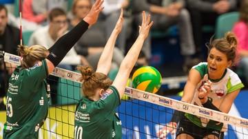 2015-11-11 Liga Mistrzyń: Impel przegrał po tie-breaku