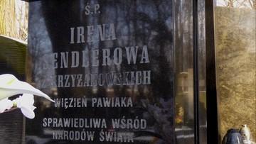19-01-2017 07:28 Rzecznik praw dziecka chce, by 2018 był rokiem Ireny Sendlerowej