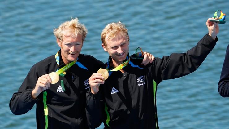 Słynny wioślarz Bond mistrzem Nowej Zelandii w... kolarstwie