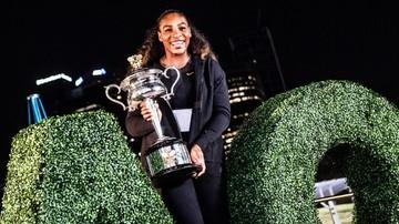 2017-01-31 Legenda tenisa: Williams pobije mój rekord, ale teraz jest łatwiej