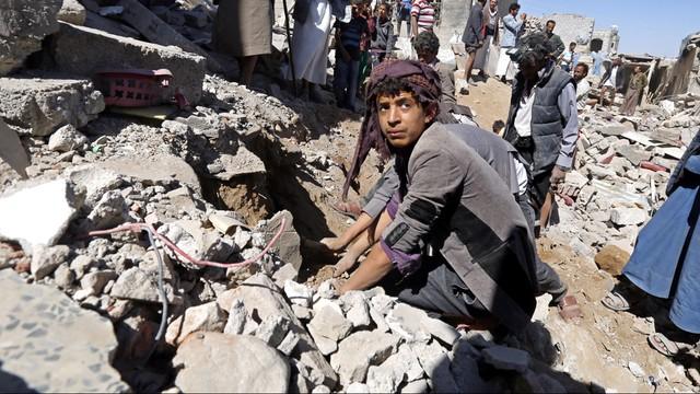 Jemeński rząd chce zagranicznej interwencji zbrojnej