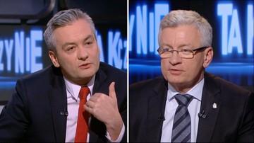 """05-05-2017 23:14 Jaśkowiak zachęcał, Biedroń pozostał przy swoim. Na """"Marsz Wolności"""" nie pójdzie"""