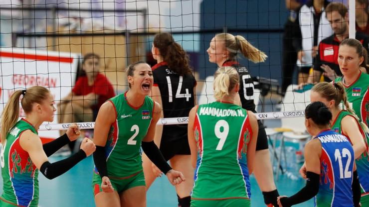 ME siatkarek: Azerbejdżan wygrał grupę A