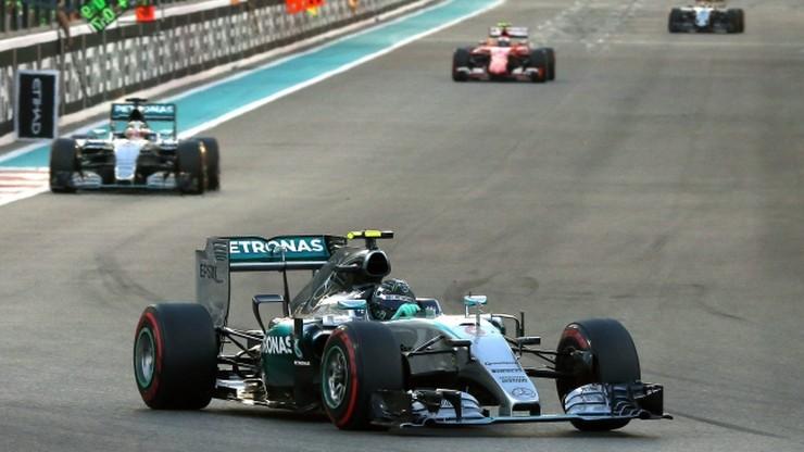 GP Abu Zabi: Pewne zwycięstwo Rosberga (WIDEO)