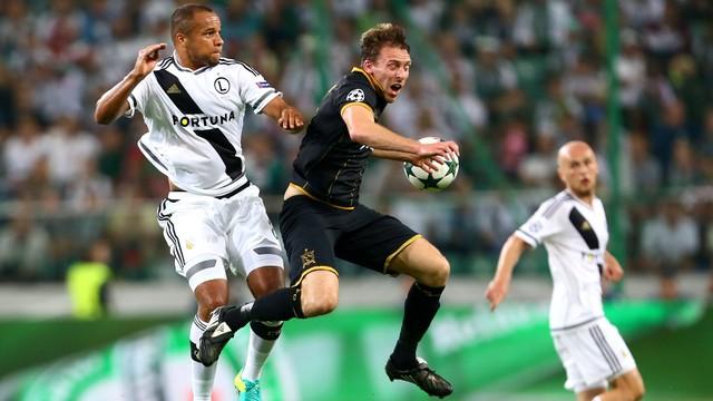 Piłkarska LM - Real, Borussia Dortmund i Sporting rywalami Legii
