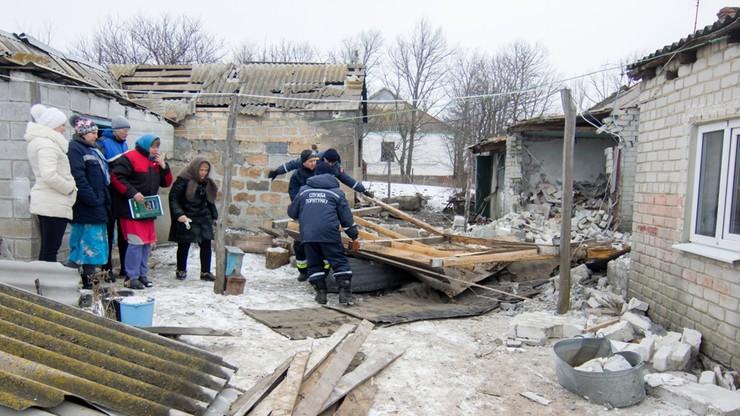 Rosja przysłała separatystom w Donbasie konwój z pomocą. W tym specjalistyczny pojazd