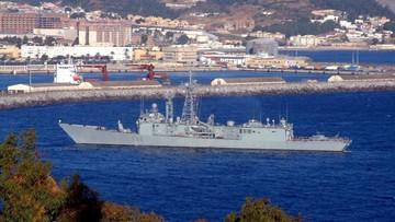 26-10-2016 17:04 Rosja wycofała wniosek o zgodę na zawinięcie jej okrętów do Ceuty