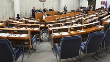 14-12-2017 09:40 Senat wznowił debatę ws. nowelizacji ustawy o Sądzie Najwyższym