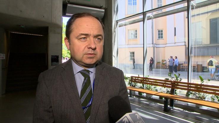 Szymański: jeśli dojdzie do uruchomienia procedur, będziemy bronili swoich racji przed Trybunałem Sprawiedliwości UE