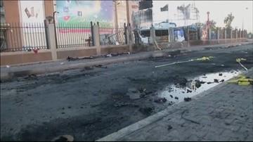 10-09-2016 07:26 Irak: 10 ofiar zamachów w Bagdadzie