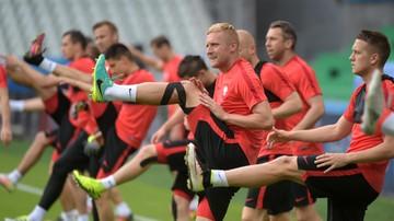 2016-06-24 Euro 2016: Polscy piłkarze zmobilizowani przed meczem ze Szwajcarią