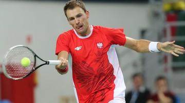 2015-09-05 Kubot odpadł w drugiej rundzie debla US Open