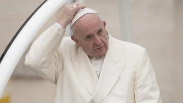 """23-03-2016 22:20 Papież potępił zamachy w Brukseli i nazwał je """"okrutną nikczemnością"""""""
