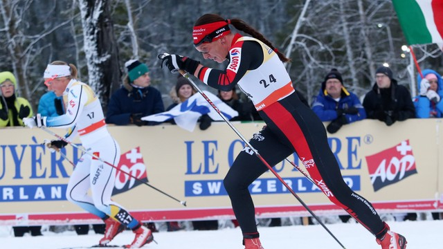 Tour de Ski - 18. miejsce Justyny Kowalczyk, zwycięstwo Diggins