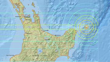 02-09-2016 05:52 Potężne trzęsienie ziemi w Nowej Zelandii