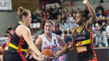 2017-06-25 ME koszykarek: Belgia z historycznym medalem po wygranej z Grecją