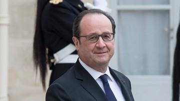 30-03-2016 13:20 Hollande: nie będzie odbierania obywatelstwa terrorystom