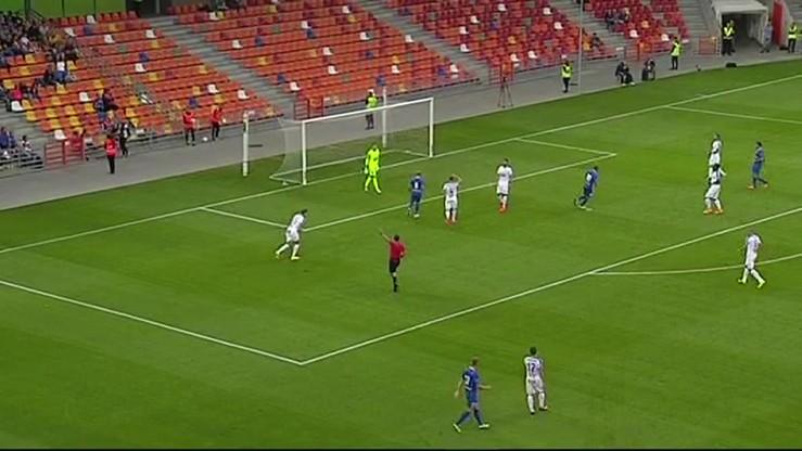 Podbeskidzie Bielsko-Biała - Lech Poznań 0:3. Skrót meczu