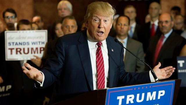 USA: Trump zobowiązał się do poparcia kandydata Republikanów w wyborach