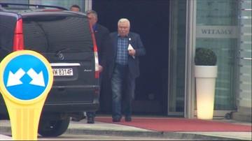 Lech Wałęsa wrócił z USA do Polski. Nie spotkał się z dziennikarzami