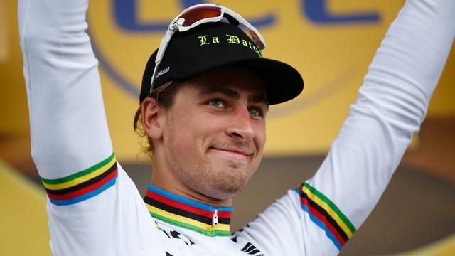 Tour de France - Peter Sagan wygrał drugi etap i został liderem