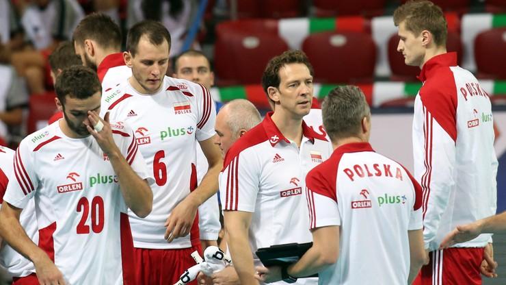 Kwalifikacje do Rio: Znamy rozkład gier polskich siatkarzy