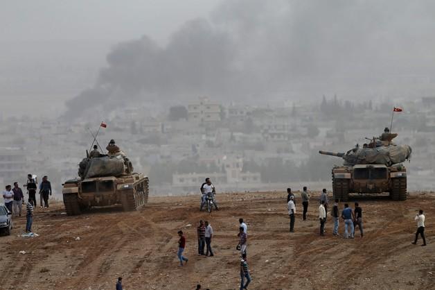 Syria: Dżihadyści wysyłają dodatkowe siły do Kobane