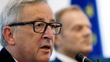 13-07-2016 19:47 Juncker naciska na May ws. Brexitu
