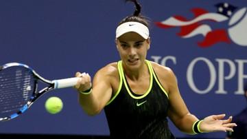 2017-01-06 WTA w Auckland: Davis i Konjuh w finale