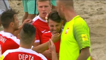2017-08-12 Europejska Liga Beach Soccera: Heroiczny bój Polaków z Portugalią!
