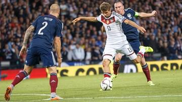 2015-09-07 Emocje w polskiej grupie: Niemcy wygrali w Glasgow. Skróty meczów