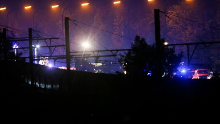 Wypadek kolejowy w Belgii. Zginęły 3 osoby