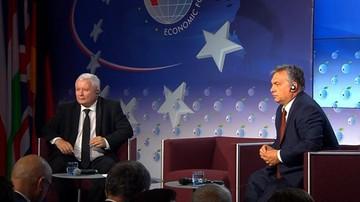 """08-09-2016 11:49 """"Europa nie potrzebuje kontrrewolucji Orbana i Kaczyńskiego"""". Komentarz """"Financial Times"""""""